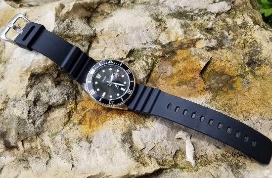 近史低价!Casio 卡西欧 MDV106-1A 男式潜水腕表/手表4.7折 40.59加元包邮!