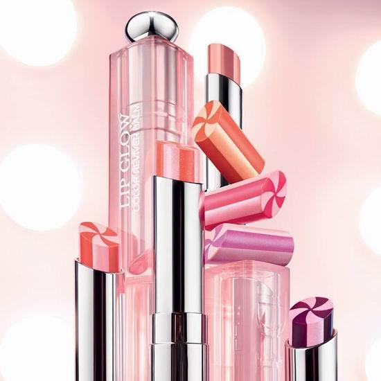 Dior 迪奥 全场美妆产品最高变相7折+3小样!收人手一支的变色唇膏!内附单品推荐!