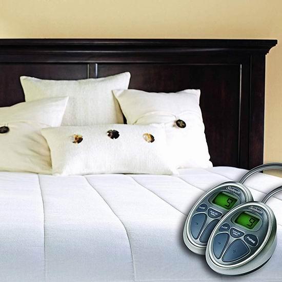 金盒头条:历史新低!Sunbeam MSU3SQS-P000-12B50 Twin/Full/Queen/King 双遥控 电热床垫保护罩/电热毯 87.99-127.99加元包邮!
