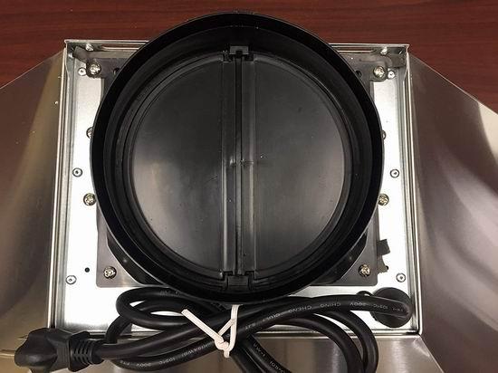 独家:Vesta 800CFM强抽力 3速超静音 不锈钢欧式抽油烟机 299.99加元!两款可选!