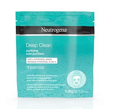 Neutrogena露得清 Purifying 深层清洁面膜 2加元,原价 3.97加元
