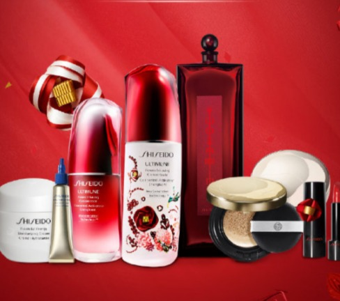 补货速抢!Shiseido 资生堂 满75加元,变相7折!红腰子变相5.6折!