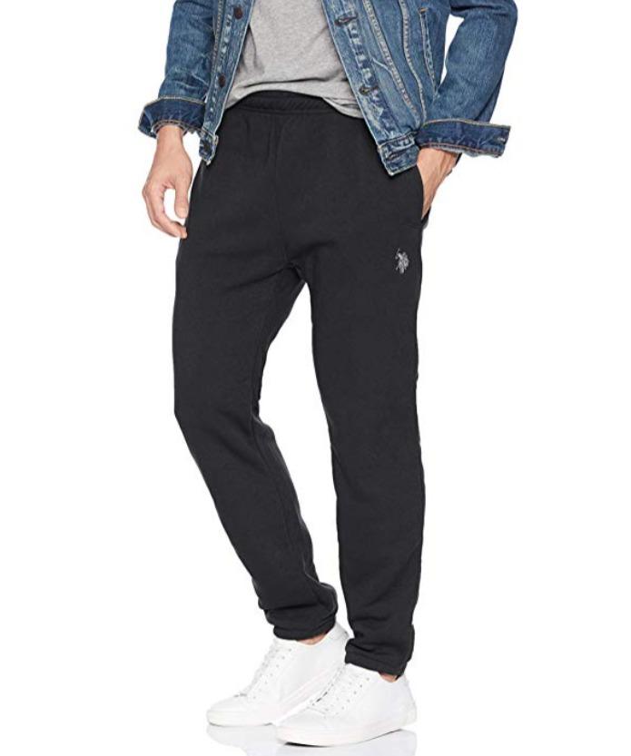 U.S. Polo Assn. 男士经典运动裤 24.68加元起(4色),原价 68.09加元