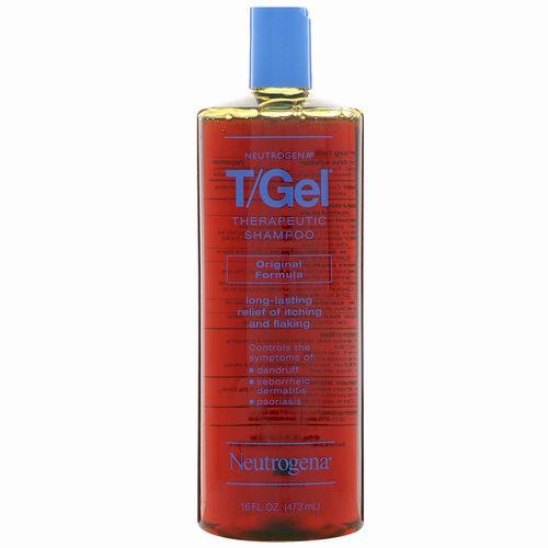 皮肤科医生推荐:Neutrogena T/Gel 强效去头皮屑洗发水 177毫升 11.24加元,原价 14.09加元