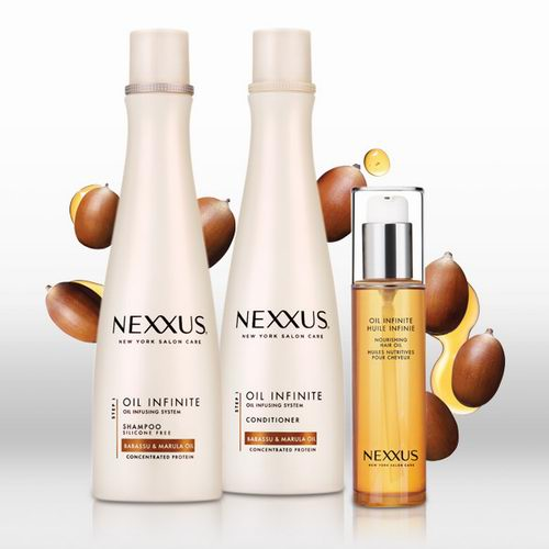 Nexxus Oil Infinite顺发洗发水 400毫升 11.85加元,原价 13.96加元