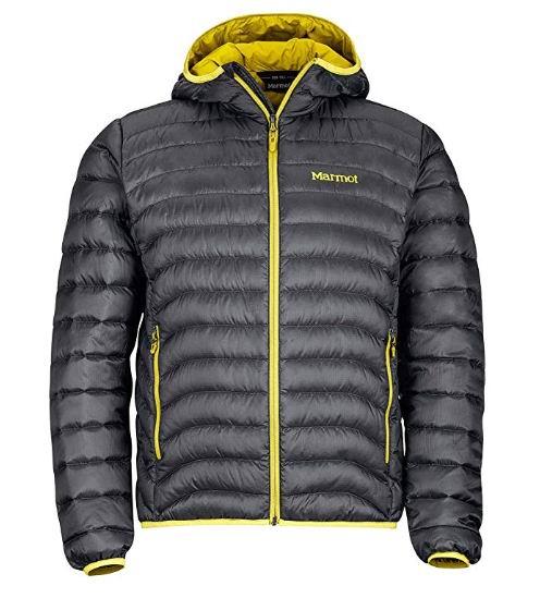 Marmot Tullus 600 蓬松男士羽绒服 93.98加元起(多色可选),原价 210.14加元,包邮