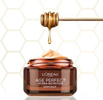 L'Oréal 欧莱雅金致臻颜水润黄金香油面颈霜 12.35加元,原价 25.96加元