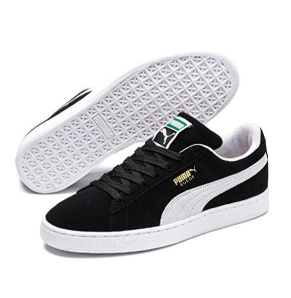 Puma男士经典麂绒板鞋 34.4加元起,原价 90加元