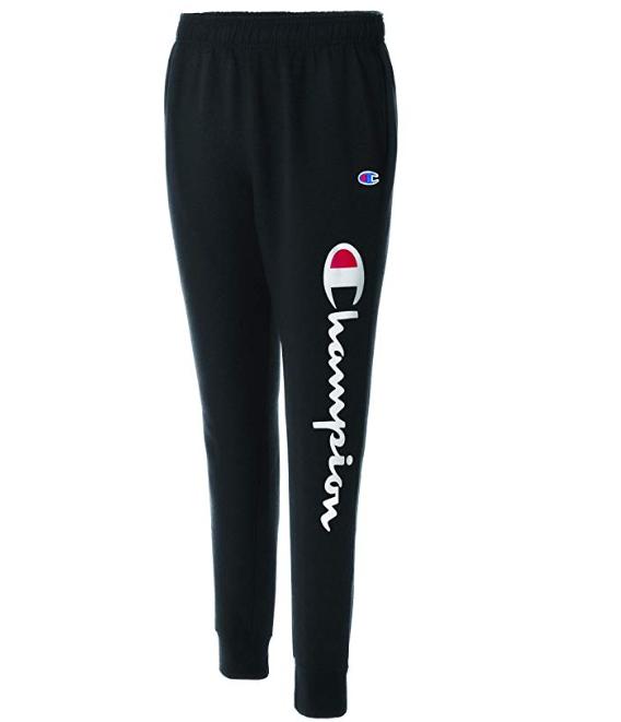 Champion Standard侧面图案运动裤  32.27加元起特卖!多色可选!