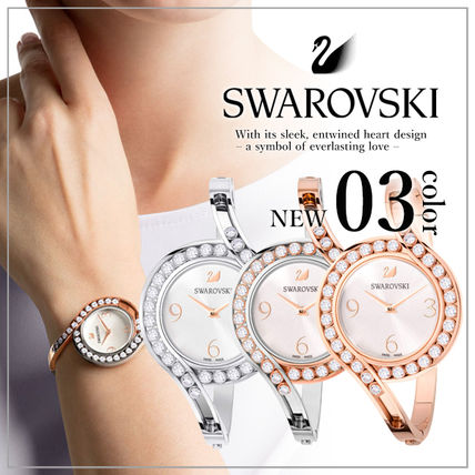 Swarovski 全场施华洛世奇水晶手表8折优惠!入19年新款腕表!