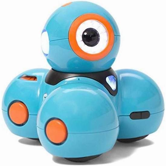 金盒头条:历史新低!Wonder Workshop Dash Robot 可编程机器人6.1折 121.12加元包邮!