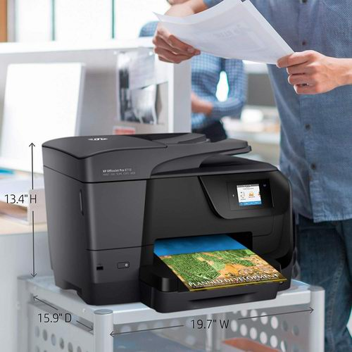 HP OfficeJet Pro 8710多功能一体打印机 129.99加元,原价 226.57加元,包邮