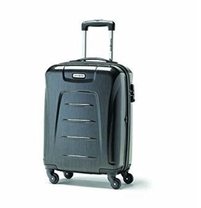 白菜速抢!Samsonite 新秀丽 Winfield 3系列  21英寸全PC超轻拉杆行李箱1.7折 79.99加元包邮!