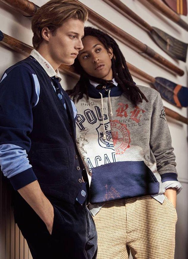 精选 Polo Ralph Lauren男士T恤、套头衫、羽绒服 3.4折起,34.5加元入Polo 衫!