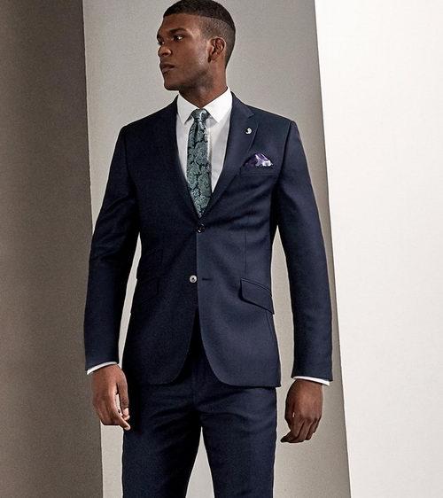 精选 Ted Baker 男士西装、衬衣 、皮鞋 3.5折起+额外8.5折优惠!