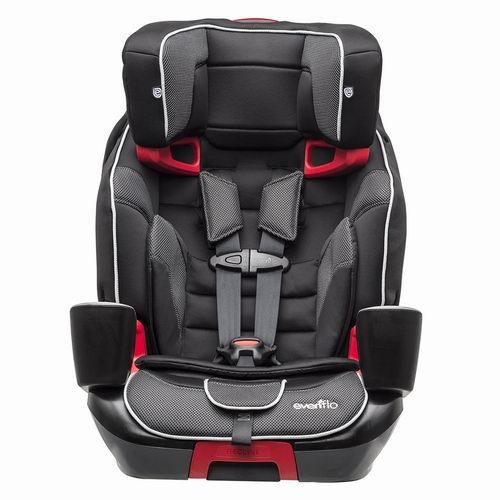 历史最低价!Evenflo Evolve 三合一成长型儿童汽车安全座椅5.8折 145加元包邮!会员专享!