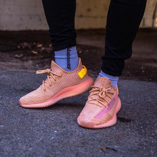 """补货:""""海盐"""" 半透明 Yeezy Boost 350 V2运动鞋  5月18日 8点30分开抢!儿童款也发售!"""