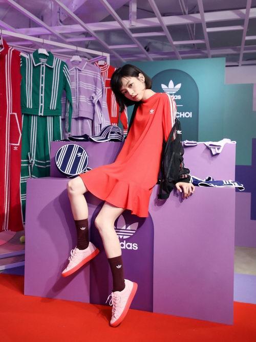 随意搭配,潮感十足!Adidas Originals 2019春季新款服饰 7折+额外8折