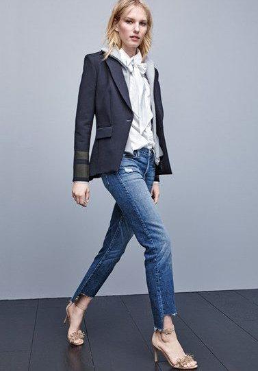 精选Frame 、7 For All Mankind等品牌牛仔裤 3折 98.7加元起特卖!