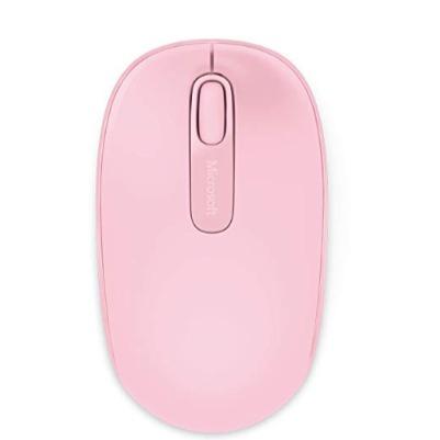 Microsoft 微软 1850 无线便携鼠标 11.99加元起!多色可选!