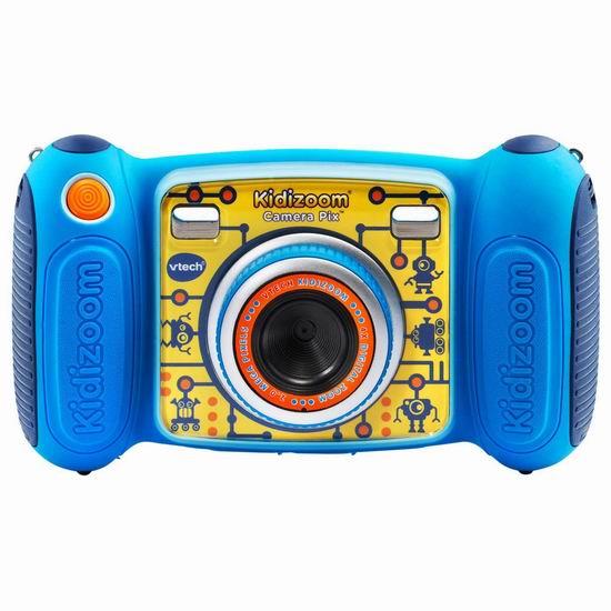 历史新低!VTech Kidizoom 多功能防摔儿童相机 21.53加元清仓!