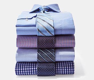超级白菜!精选 Calvin Klein 男式领带、衬衣1.1折起清仓+额外8折+包邮!$65领带折后$7.99!