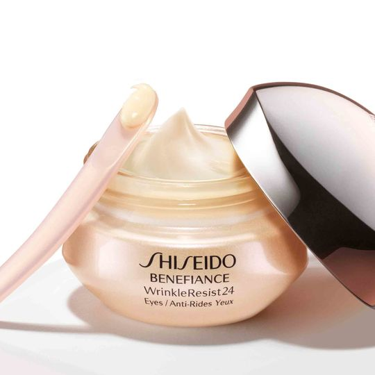 Shiseido 资生堂Benefiance WrinkleResist24 抗皱修复眼霜 65.7加元包邮!送价值101加元红腰子5件套大礼包!
