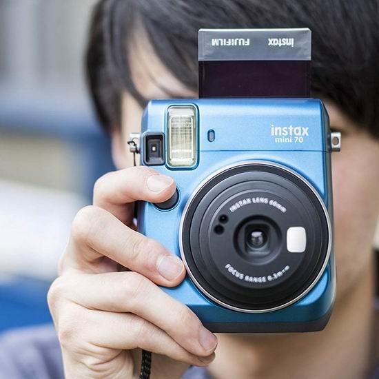 历史最低价!Fujifilm 富士 Instax Mini 70 暖日黄 拍立得相机5.6折 95.76加元包邮!3色可选!