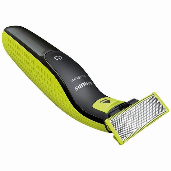 剃须神器!Philips 飞利浦 OneBlade QP2520/21 电动剃须刀 34.99加元!