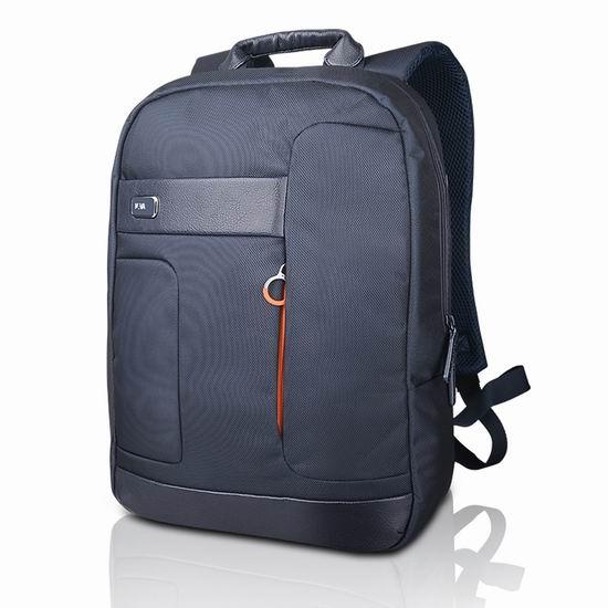 白菜价!Lenovo 联想 ThinkLife NAVA系列 蓝色经典商旅双肩背包3.6折 19.79加元清仓并包邮!