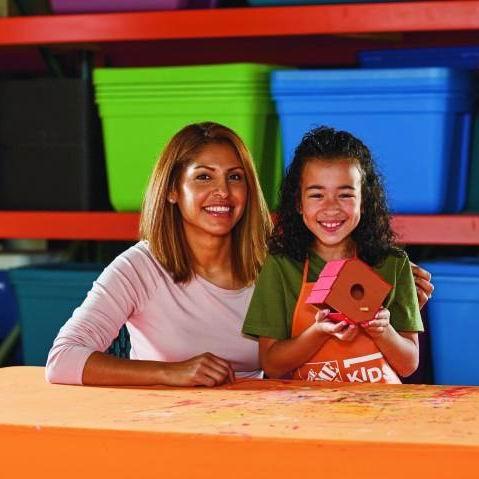 Home Depot 3-4月份免费儿童手工课,及家庭装修免费课程安排一览!