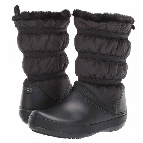 白菜价!Crocs Crocband 女式雪地靴2.6折 23.79加元清仓!