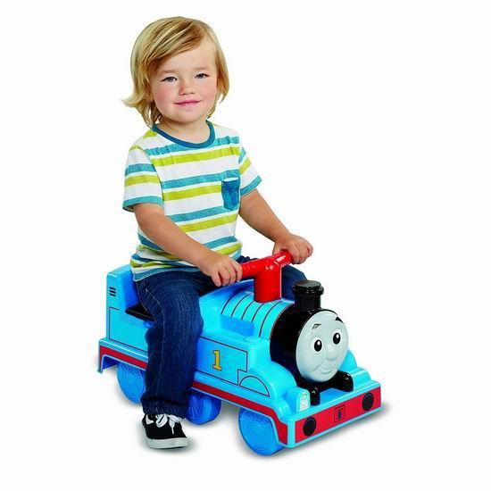 历史新低!Thomas & Friends 托马斯小火车 Fast Tracks 二合一 儿童滑行车5.8折 34.87加元!