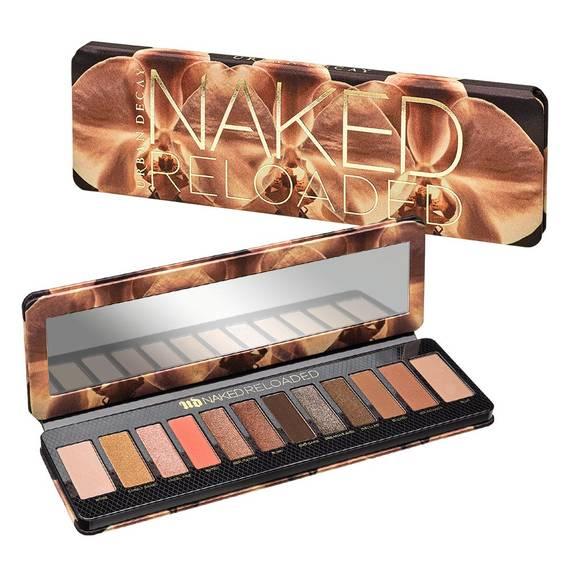 新品 Urban Decay Naked Reloaded 12色眼影盘 变相6.6折 37.5加元+送价值14.5加元Stila防水眼线液+3小样!