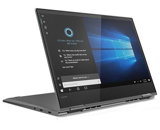 极致轻薄!Lenovo 联想 Yoga 730 13.3英寸 超轻薄 二合一触控笔记本电脑(16GB, 512GB SSD)6折 1179.99加元包邮!