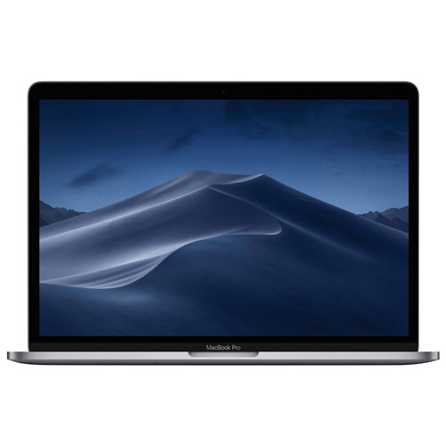 精选4款 Apple MacBook Pro 2017版13寸电脑 最高立减250加元!