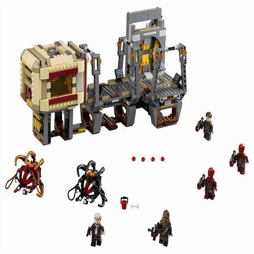 LEGO 乐高 75180  星球大战原力觉醒 逃离拉思塔触手怪 6折  60加元,原价 99.95加元,包邮