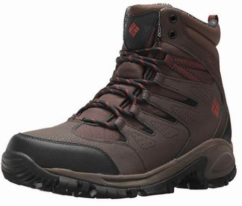 Columbia Gunnison 保暖登山鞋 48.94加元(7.5码),原价 150加元,包邮