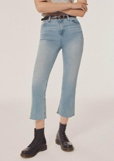 BDG牛仔裤 5折起+额外7折!便宜好穿,裤型超棒!内有单品推荐