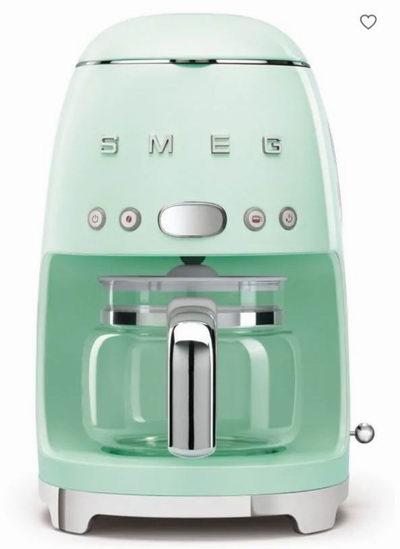 意大利高颜值SMEG厨房用品8.5折+额外9折,入复古咖啡机!