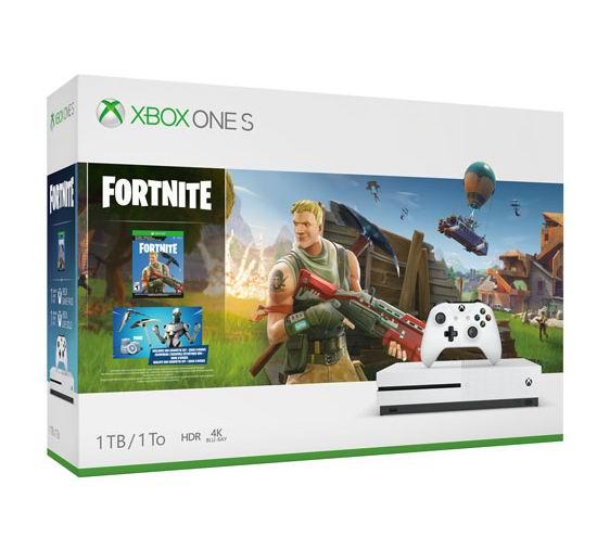 Best Buy 精选 Xbox One S家庭娱乐游戏机套装最高立减110加元!