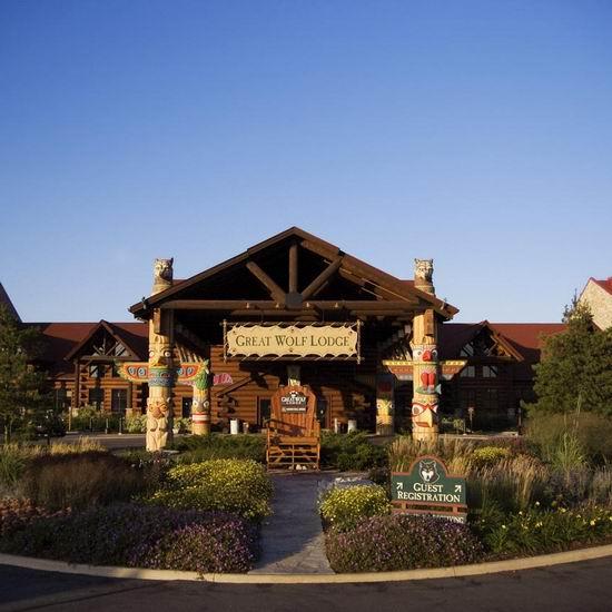 Great Wolf Lodge 大狼屋水上乐园 家庭套房+门票最高享7.5折优惠!折后低至199.99加元!