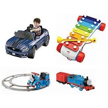 金盒头条:精选 Fisher-Price 费雪 儿童电动车、益智玩具、小火车、三轮车等5.8折起!仅限今日!