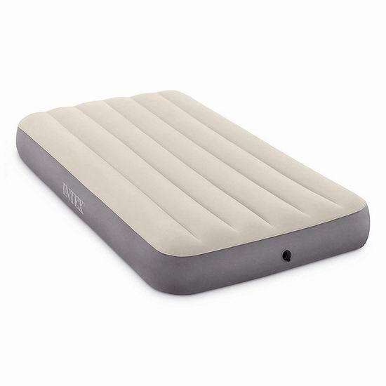 历史新低!Intex Dura-Beam标准系列 10英寸Twin充气床3.5折 17.17加元!