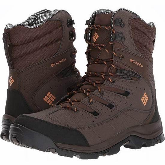 Columbia Gunnison Plus 男式登山靴(9码) 68.02加元包邮!