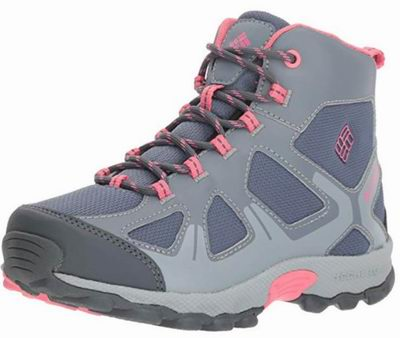 Columbia哥伦比亚 Unisex-Child 大童防水靴 34.9加元(6码),原价 87.44加元