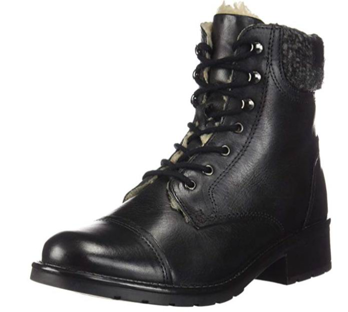 白菜价!Steve Madden AVID女士冬靴 28.9加元起特卖!2色可选!