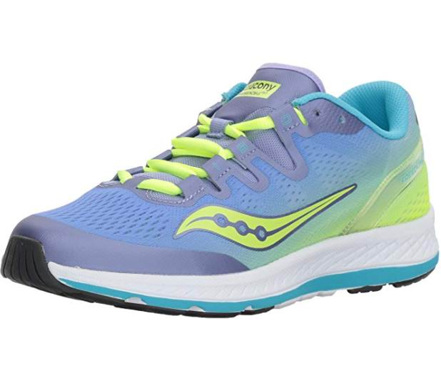 Saucony Freedom Iso大男童跑鞋 24.37加元(4码),原价 59.28加元