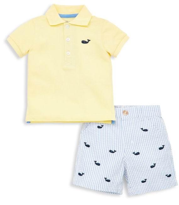 The Bay精选  Little Me、Chick Pea 超可爱婴儿爬爬服、夏季套装、鞋 7.65加元起
