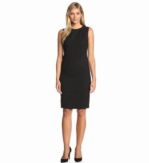 Jones New York Mallory无袖连衣裙 40.49加元(2码),原价 154.3加元,包邮